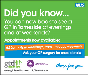 Image result for tameside extended access